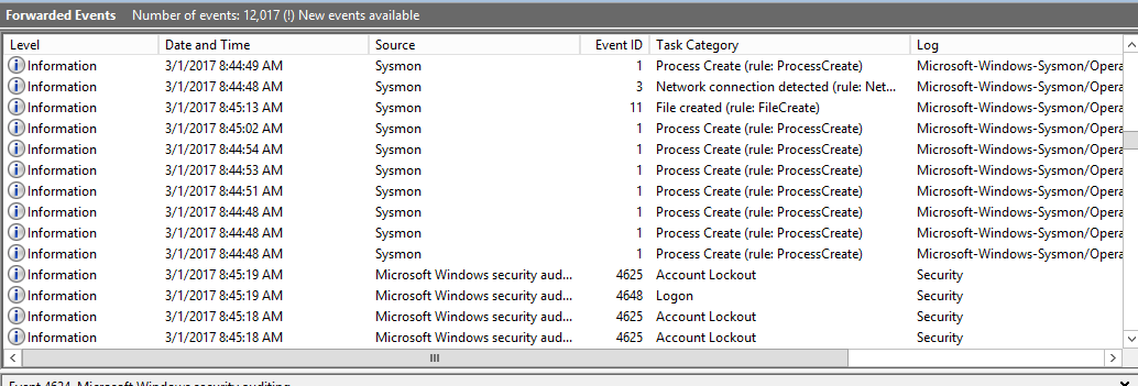 Setting up Windows Event Forwarder Server (WEF) (Domain) Part 1/3