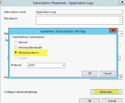 Setting up Windows Event Forwarder Server (WEF) (Domain
