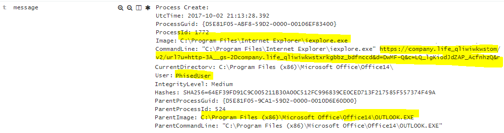 Threat Hunting with Sysmon: Word Document with Macro - Syspanda